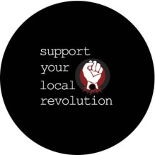 support revolution button