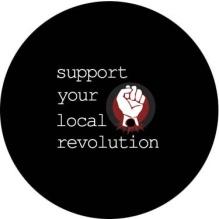 support revolution button